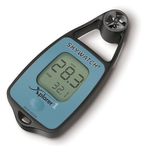 Skywatch Xplorer 1 Digital Anemometer Wind Indicator